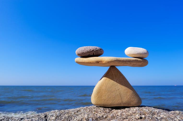 EQUILIBRIUM: THE KEY TO OUR SUCCESS