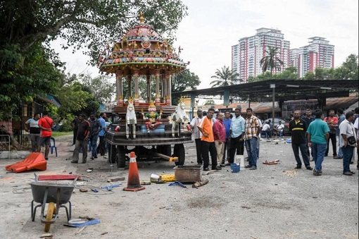 SEEKING ANSWERS TO THE TEMPLE RIOT THROUGH THE DEWAN RAKYAT