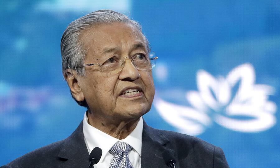 Mahathir's reform dream fading away in Malaysia