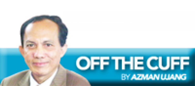 Off The Cuff – The Curse of Corruption