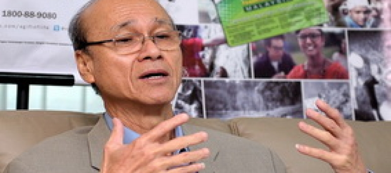UNITE FOR A STRONGER NATION – LAM THYE
